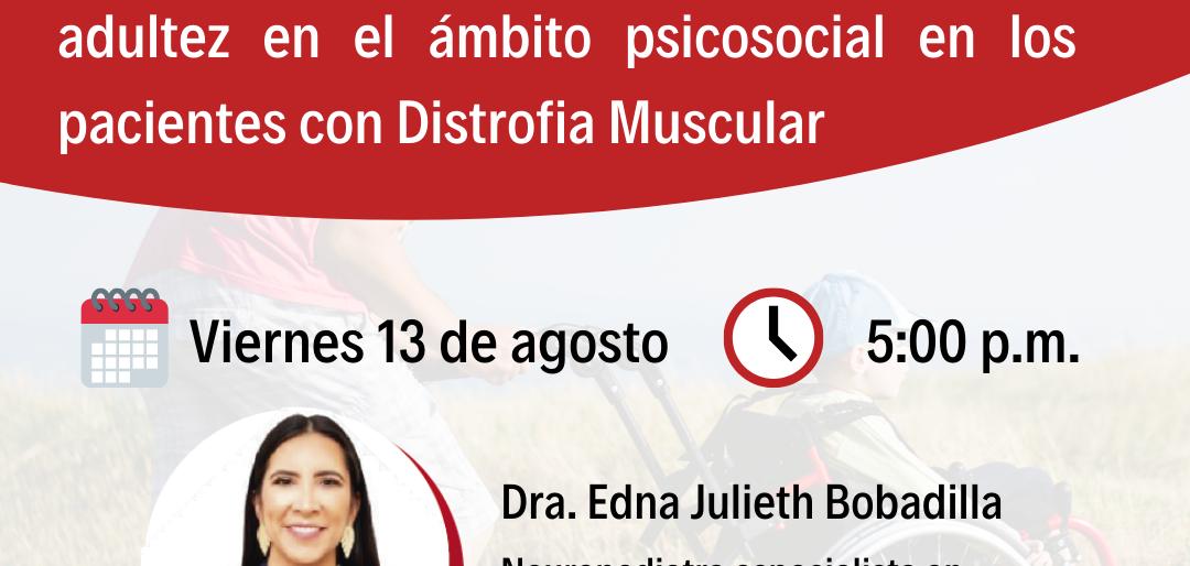 Enlace permanente a:Cómo afrontar la transición de la niñez a la adultez en el ámbito psicosocial en los pacientes con Distrofia Muscular